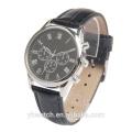 Роскошные мужчины водонепроницаемый дизайн дешевые OEM часы