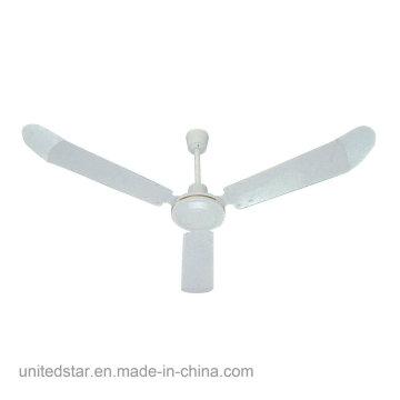 """Ventilador de techo de 56 """"con cuchilla de metal curvada, ventilador de techo (USCF-107)"""