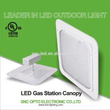 AC100-277v cUL a approuvé 145lm / w a mené la lumière de station service