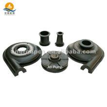 Rubber Slurry Pump Spare Parts