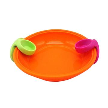 Mini Holder Silicone Material Hot Dish Thumb Holder