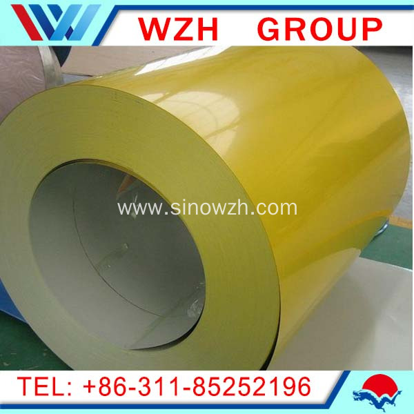 Mill of Color Coated Galvanized Galvalume Steel