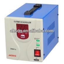 SVR-5000VA Автоматический домашний стабилизатор напряжения