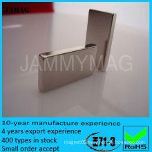 JML15W8T2 Rare Earth Block Magnet For Sale