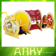 children game indoor soft slide