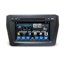 Factory Android 6.0/7.1 Double Din Suzuki New Swift 2017 car dvd player GPS Navigation system with MP3 BT Radio Music player