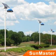 Diseño resistente al agua luz de calle 60W alta potencia Farola Solar fuente de luz de