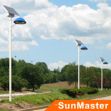 Design à prova d'água luz rua luz 60W alta potência Streetlight fonte Solar