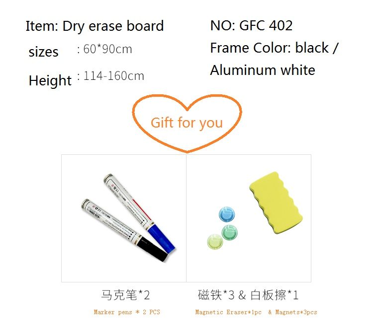 Marker pen and gift for whiteboard