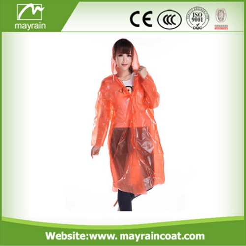 Disposable Waterproof Raincoat