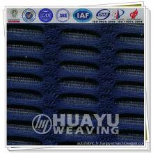 YT-2005, tissu en maille tricoté en polies blanc pour chaussure