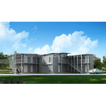 Container Hotel /Prefabricated Container House