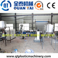 HDPE PP Flakes Recycling Pelletierung Produktionslinie / Granuliermaschine