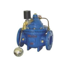 106X Electric Remote Water Float Control Valve