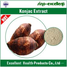 Natural Konjac Extract Fine Powder