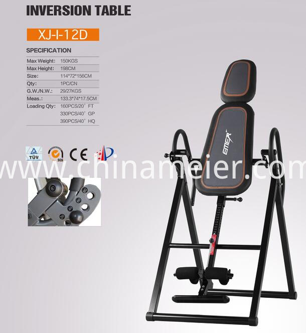 Power Inversion Table
