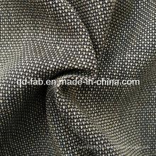 Linho / Algodão / Rayon fios tingidos tecidos tecido (QF13-0768)