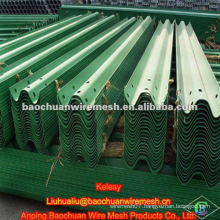 Highway W-Beam corrugated beam barrier(Manufacture)