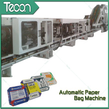 High-Speed and Fully Automatic Cement Paper Bags Packaging Machinery