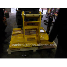 Pièces de chariot élévateur de KUBOTA, fourchette hydraulique de levage, fourches utilisées de chariot élévateur
