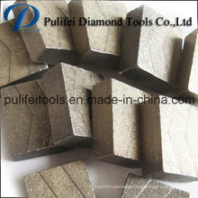 Block Cutting Segment Hard Rock Stone Tools Diamond Segment