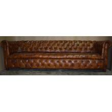Canapé en cuir de style européen