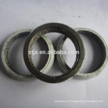junta de vedação de cobre plana