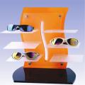 Pop Acrylic Display Shelf for Glass, Advertising Glass Display Rack