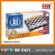 Fold Magnetic International Jogo de xadrez personalizado