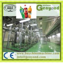 Linha de Produção Completa de Sucos de Frutas
