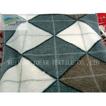 Printed PV Plush Fabric For Home Textile 037