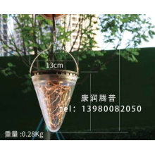 Solar Wishing Bottle Hanging Lights