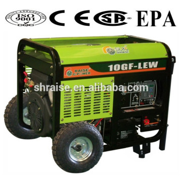 portable welding generator 10GF-LEW with Military quality standard!