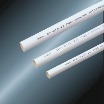 Conducto de material fresco Upvc Pipe Color blanco