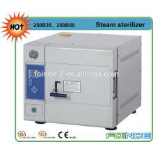 250B35 / 50 Equipement médical de haute qualité Stérilisateur à vapeur portatif