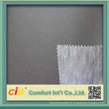 China-Qualitäts-Auto-Sitz PVC-Leder-Tuch
