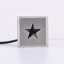 1W 3W stainless steel IP68 outdoor garden square