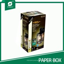 Dauerhafter Pantone-Farbdruckverpackungskasten-gewölbter Karton