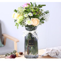 Glass vases suitable for home use