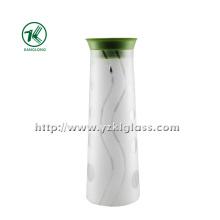Одностенная стеклянная бутылка от BV ... (диаметр: 10X26.5 см 1500 мл 425 г)