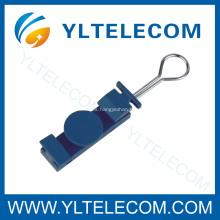 S Tipo de fijación, abrazadera de extremo sin fin FTTH Accesorios de cableado