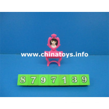 2016 Latest Cheap Promotional Gift Girl Plastic Toy (8797139)