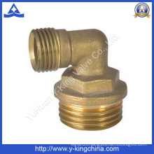 Male Thread Brass Elbow Press Fitting (YD-6026)