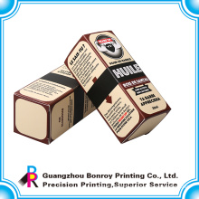 Sparkling cosmetic cardboard packaging boxes