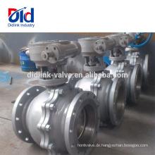 Grainger Dn15 Picture Sport 3pc Din Cast Steel Float Luftbetätigte Kugelhahnkomponente