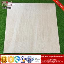 Azulejos de piso de cerámica esmaltados rústicos de la fábrica China del azulejo 600X600m m para el diseño de sitio
