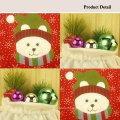 Hot Selling Bear Christmas Bag Candy Drawstring