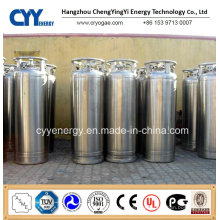 Industrial Low Pressure Liquid Oxygen Nitrogen Argon CO2 Dewar Cylinder