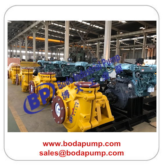 dredging pump application