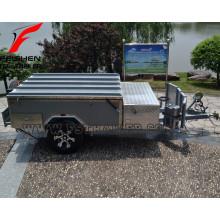 Neue Off-Road-Hartboden Zeltanhänger mit Zelt mit Küchensystem